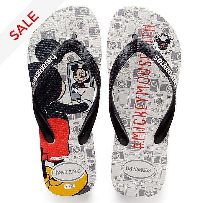 Havaianas Mickey's 90th Anniversary 2010 Flip Flops