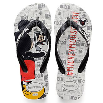 Havaianas chanclas 2010 90.º aniversario Mickey