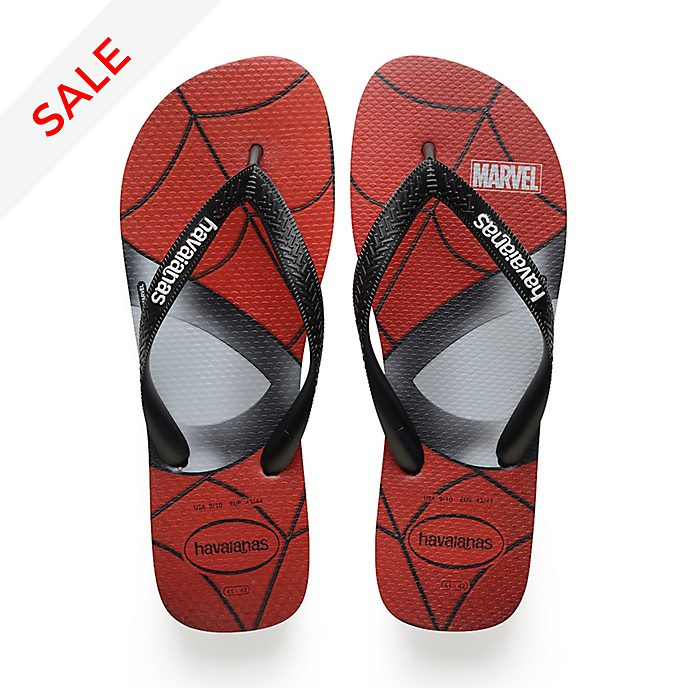 Havaianas Spider-Man Flip Flops For Adults