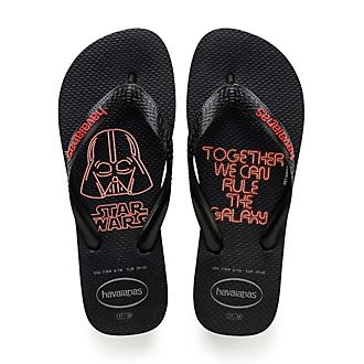 Havaianas Darth Vader Flip Flops For Adults
