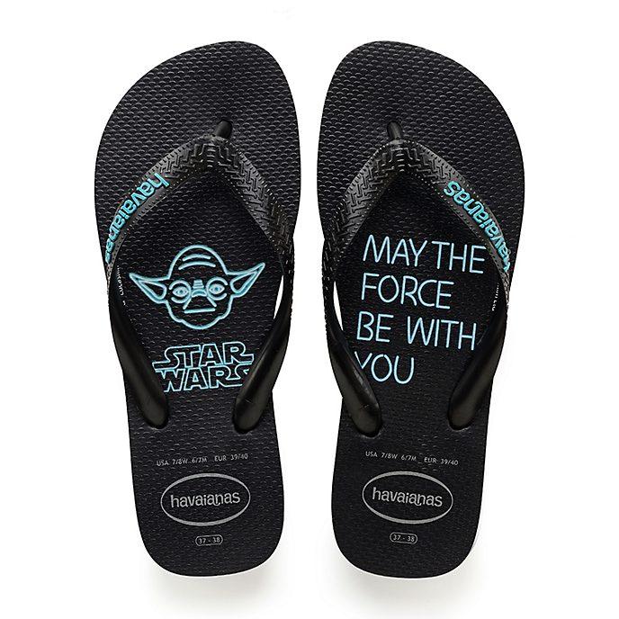 Chanclas para adultos Yoda, Havaianas