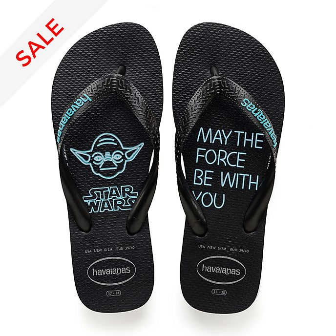 Havaianas Yoda Flip Flops For Adults