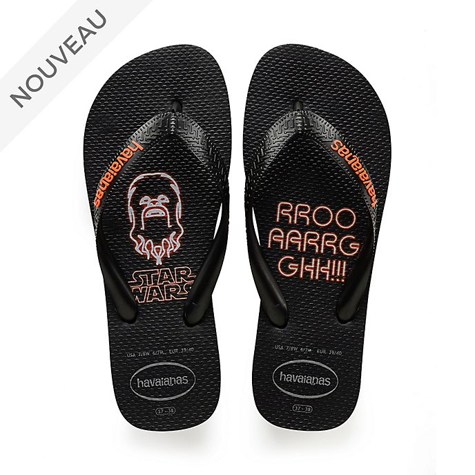 Havaianas Tongs Chewbacca pour adultes