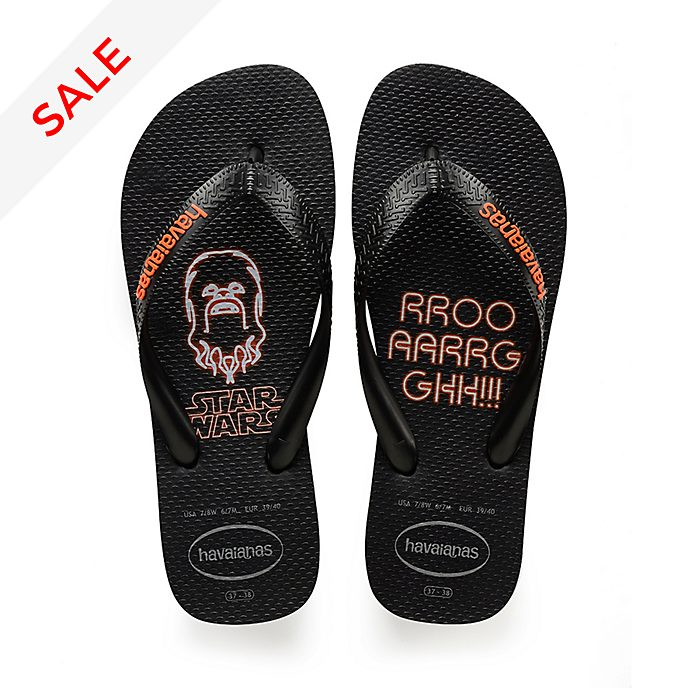 Havaianas Chewbacca Flip Flops For Adults