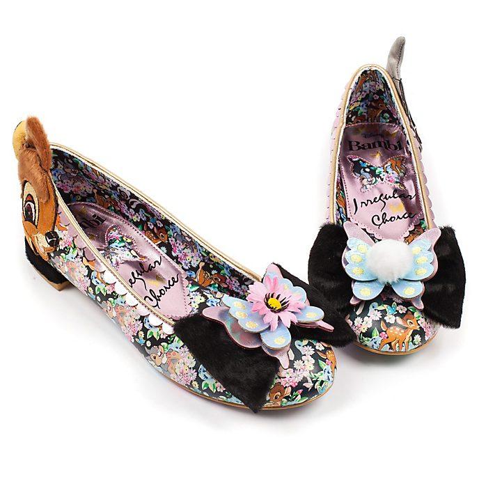 Zapatos planos para mujer Bambi, Irregular Choice x Disney
