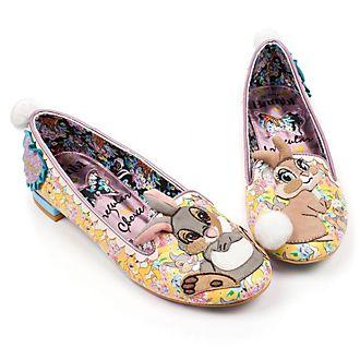 Irregular Choice X Disney - Bambi - Klopfer und Miss Bunny - Damenschuhe