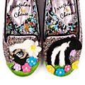 Chaussures plates Fleur pour femmes, Irregular Choice X Disney Bambi