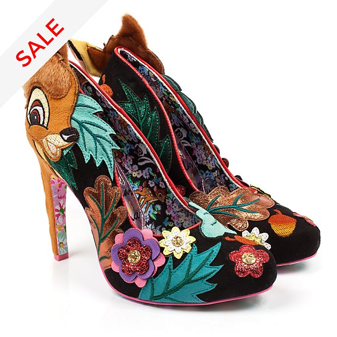 Irregular Choice X Disney Bambi Ladies' Heels