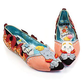 Zapatos planos de mujer Dumbo, Irregular Choice x Disney