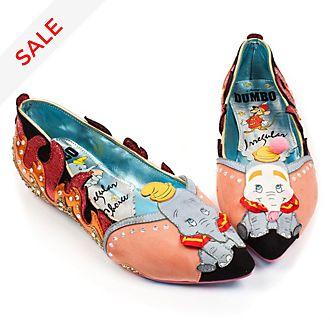 Irregular Choice X Disney Dumbo Ladies' Flat Shoes