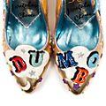 Chaussures à talons Dumbo pour femmes, Irregular Choice X Disney Dumbo