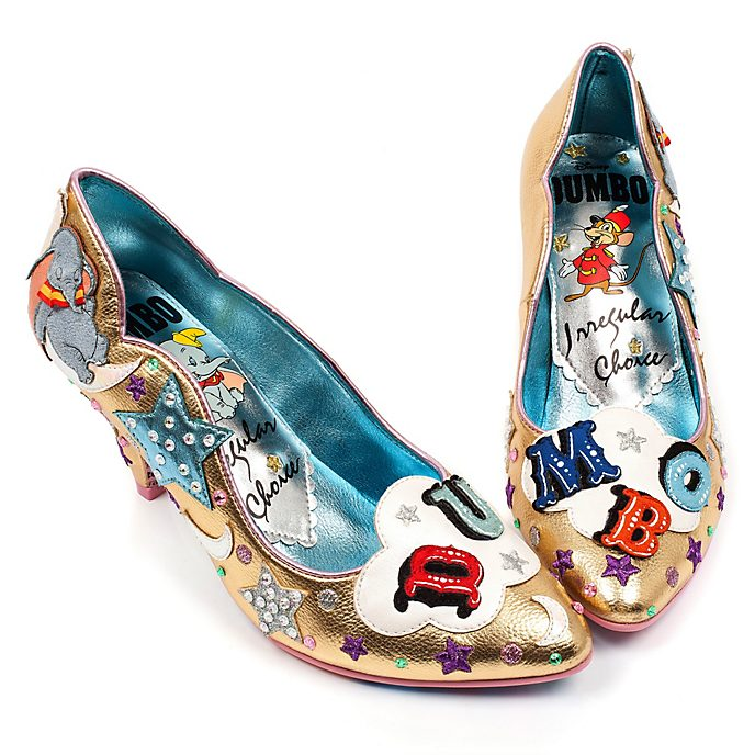 Irregular Choice X Disney Dumbo Ladies' Heeled Shoes