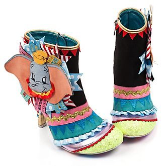 Bottines à talons Dumbo et Timothée pour femmes, Irregular Choice X Disney Dumbo
