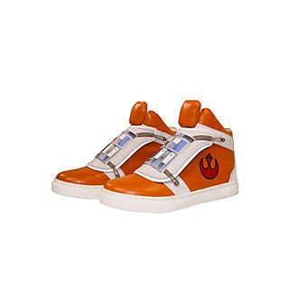 Musterbrand Luke Skywalker High Top Men's Trainers
