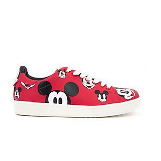 Deportivas cuero estampado Mickey Mouse para adultos, Master of Arts