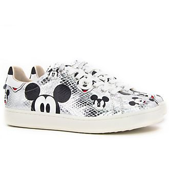 Master of Arts Baskets Mickey Mouse imprimé serpent pour adultes