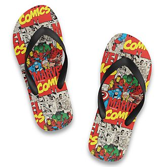 Chanclas Marvel Comics para adultos, De Fonseca