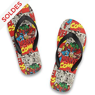 De Fonseca Tongs Marvel Comics pour adultes