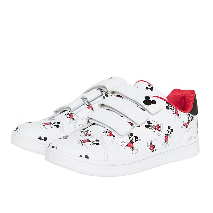 Arnetta Baskets Mickey Mouse pour adultes