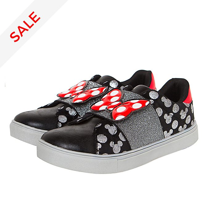 Arnetta Minnie Mouse Trainers For Adults