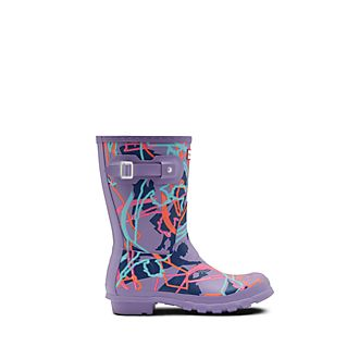 Hunter botas Wellington adultos en morado El regreso de Mary Poppins
