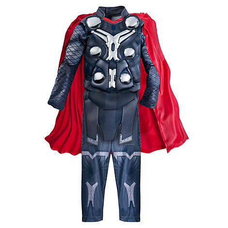 Disfraz infantil de lujo Thor
