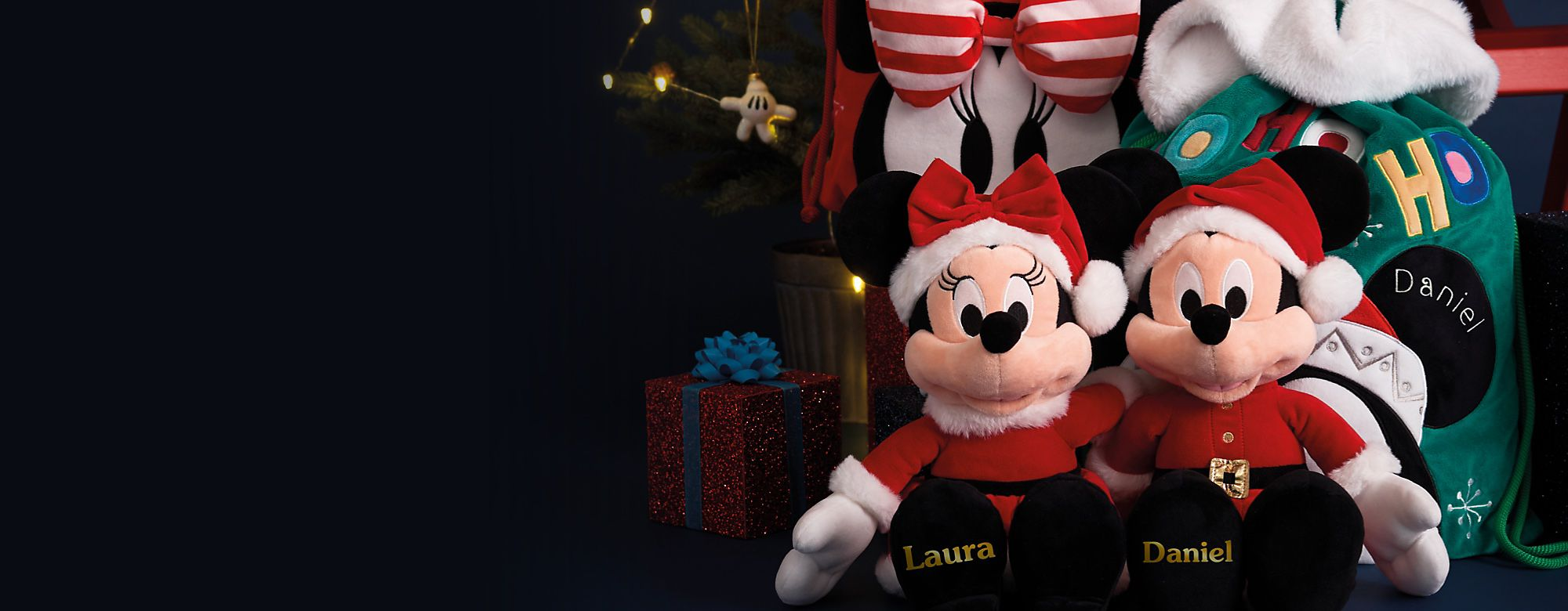 Make it Personal Add a sprinkle of Disney magic to your gift by getting it personalised