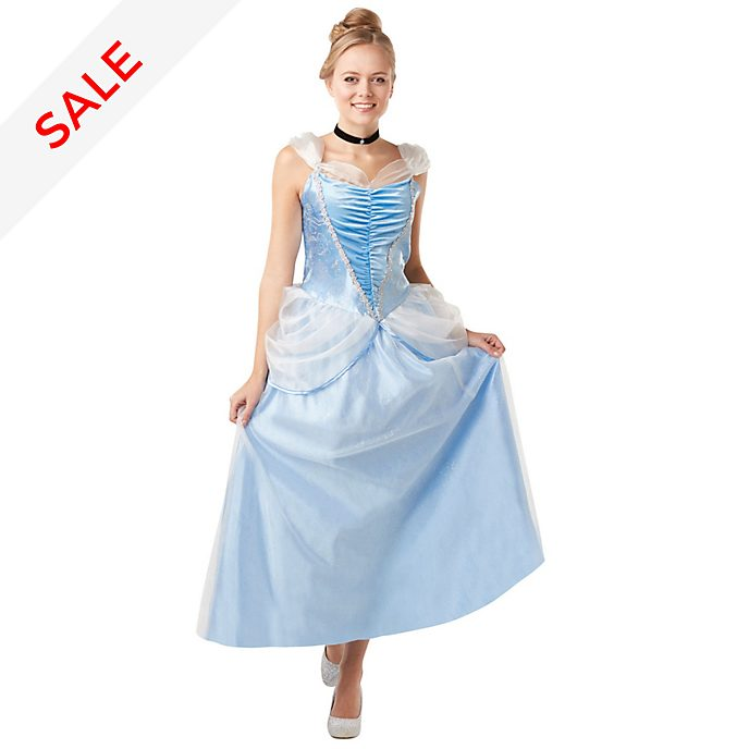 Rubies Cinderella Ladies' Costume