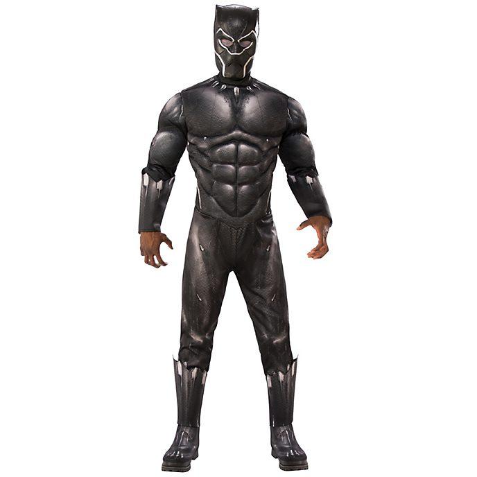 Rubies Déguisement Black Panther pour adultes