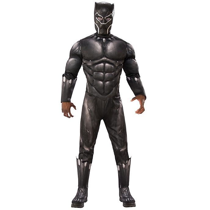 Rubies Black Panther Costume For Adults