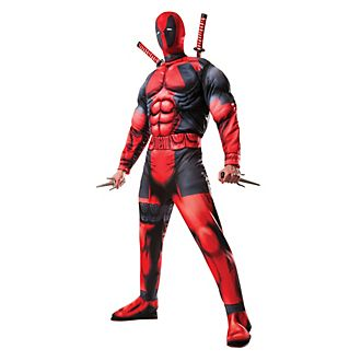 Rubies Deadpool Costume For Adults