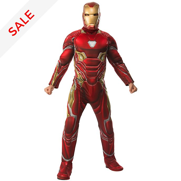 Rubies Iron Man Costume For Adults