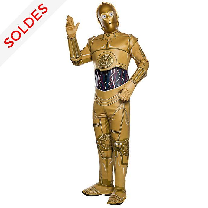 Rubies Déguisement C-3PO pour adulte