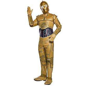 Rubies C-3PO Costume For Adults