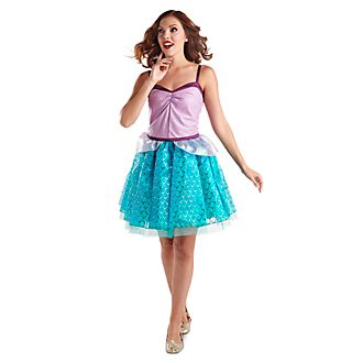 Disney Store - Arielle, die Meerjungfrau - Kostüm für Damen