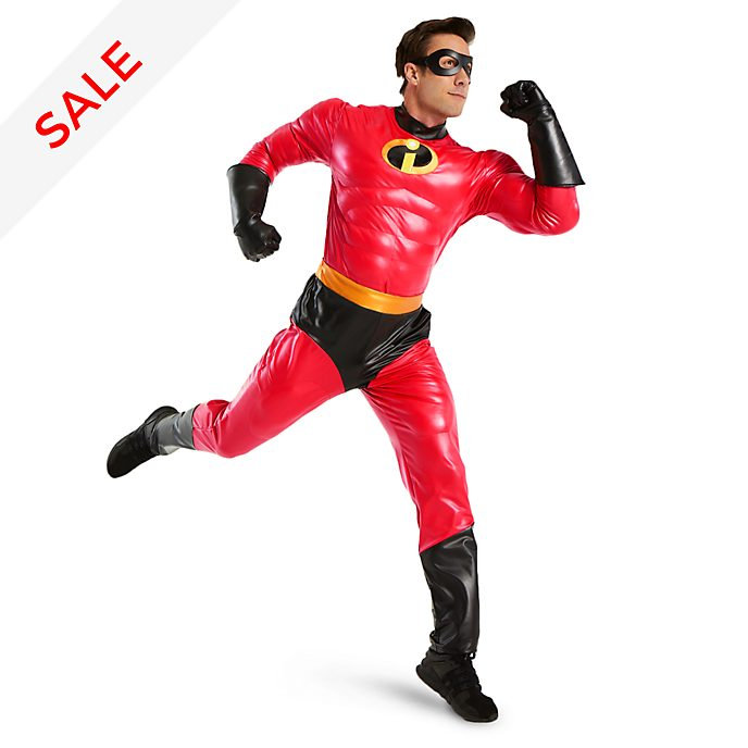 Disney Store – Mr. Incredible – Kostüm für Herren