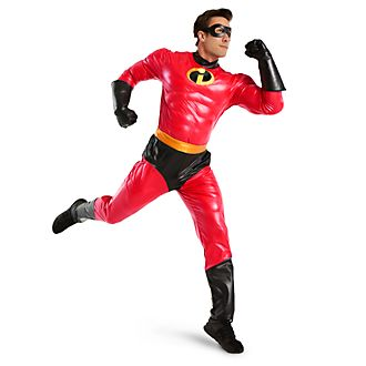 Disney Store Mr Incredible Costume For Men