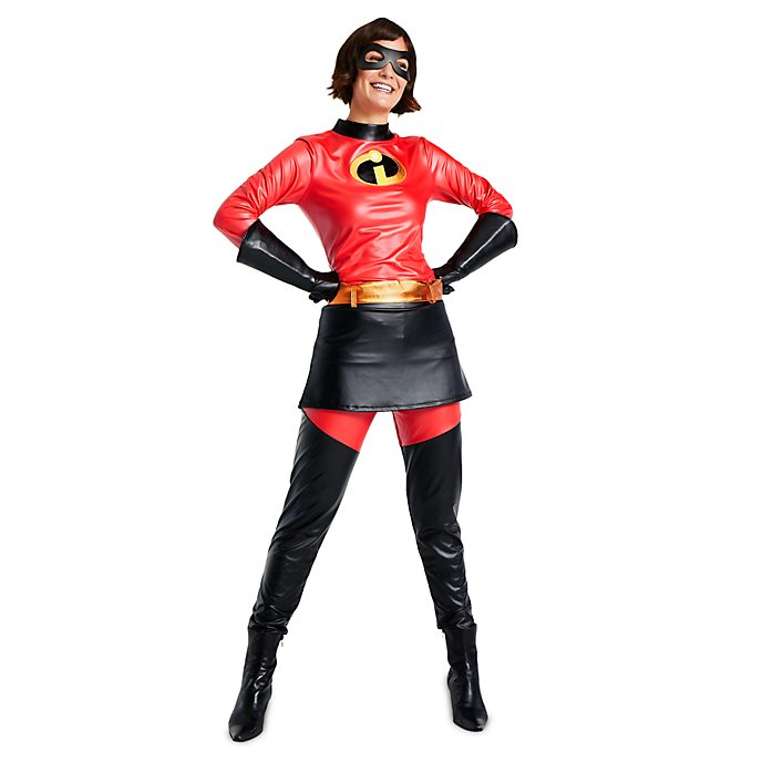 Disney Store Costume donna Mrs. Incredible