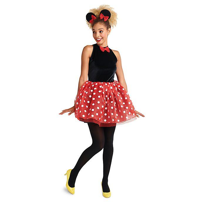 Disney Store Minnie Mouse Ladies' Costume