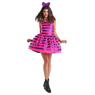 Disfraz Gato Cheshire para mujer, Disney Store