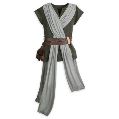 Rey utklädningskläder för vuxna, Star Wars: The Last Jedi