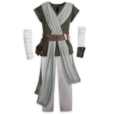 Costume adulti Rey, Star Wars: Gli Ultimi Jedi