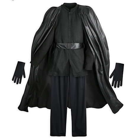 Kylo Ren Costume For Adults, Star Wars: The Last Jedi