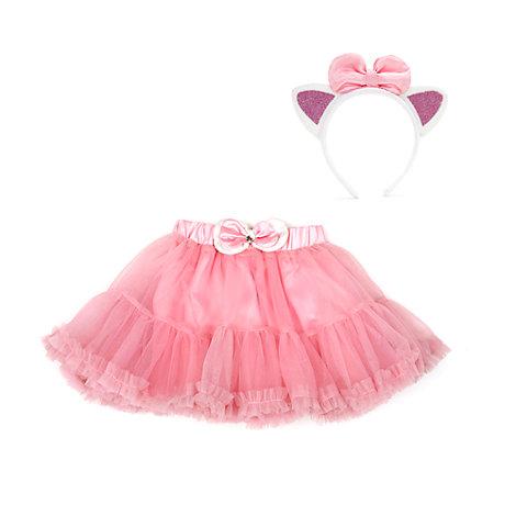 Marie ballerinakjol för barn med tillbehör, Aristocats
