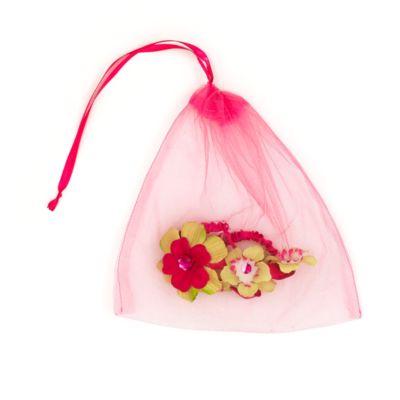 Conjunto infantil de tutú y accesorio de Campanilla