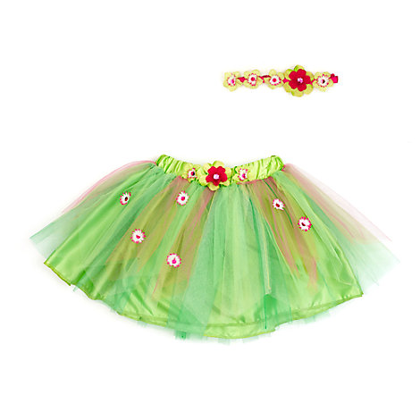 Tinker Bell Tutu and Accessory Set For Kids