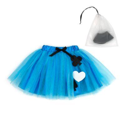 Alice im Wunderland - Set mit Tutu und Accessoires für Kinder