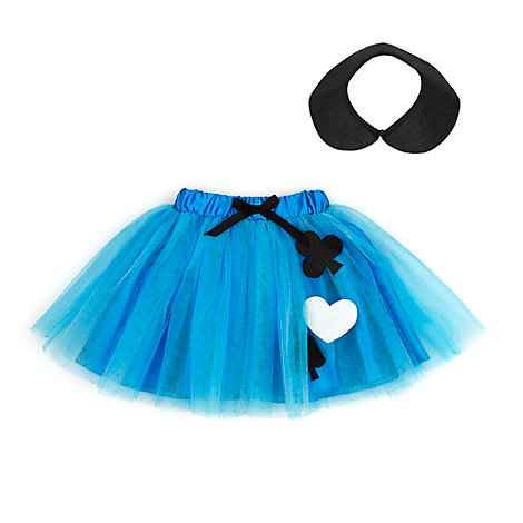 Alice in Wonderland Tutu and Accessory Set For Kids