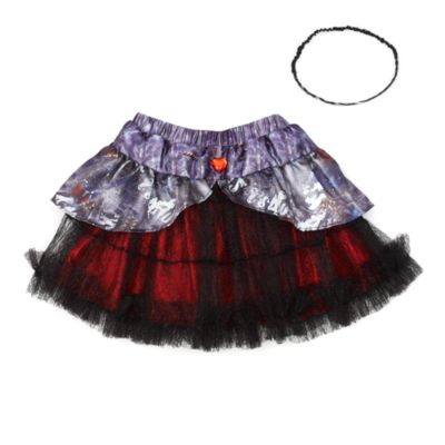Evie Tutu And Accessory Set For Kids, Disney Descendants