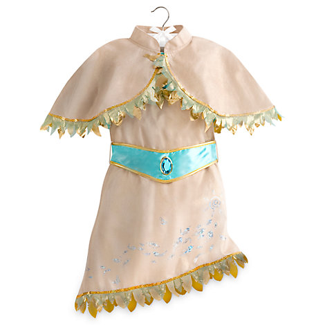 Pocahontas Costume Dress For Kids